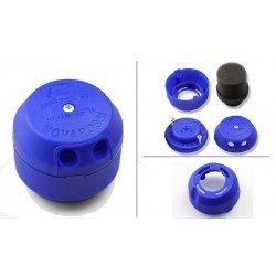 Protector Plastico Insonorizante + Filtro Aire 1/8 On Road