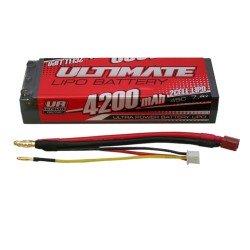 Bateria Lipo Stick 7,4v. 4200 mAh 45C 2S1P