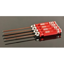 ALLEN WRENCH SET - Metric 4 pcs.