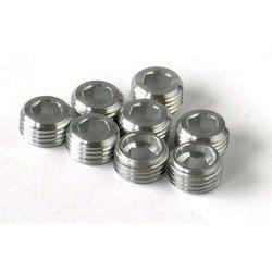 Tapa Roscada De Aluminio Manguetas Suspension (8Pcs)