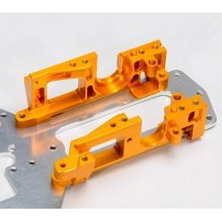 Tabicas Delanteras De Aluminio L+R (1 Set)