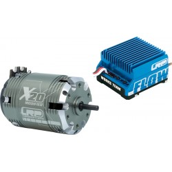 Combo Flow WorksTeam / X20 4.5V