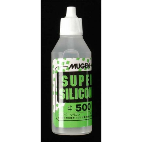 Mugen Silicone Oil 500 CPS