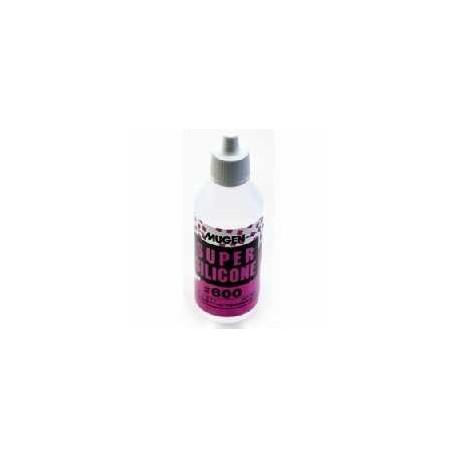 Aceite Silicona Mugen 600 CPS
