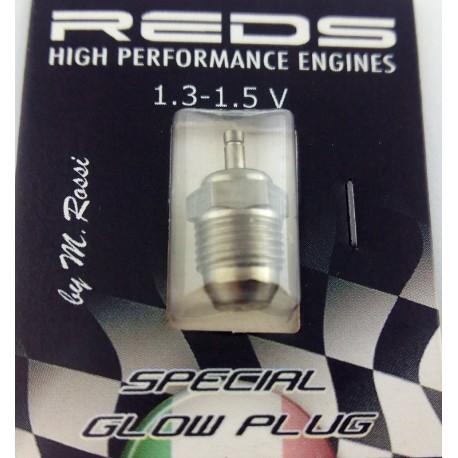 Glow Plug Reds Racing Turbo On Road Nº6