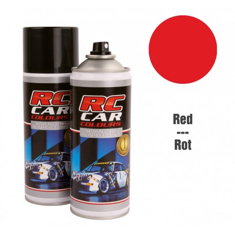 Paint Spray Red