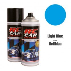 Spray Paint Light Blue