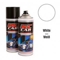 Spray Paint White