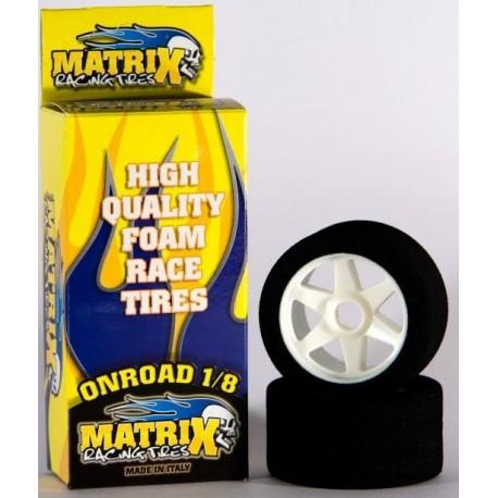 Front Tyres 1/8 Matrix 37
