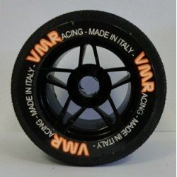 Tyres 1/8 VMR Rear Carbon 33 Sh (1 Pair)