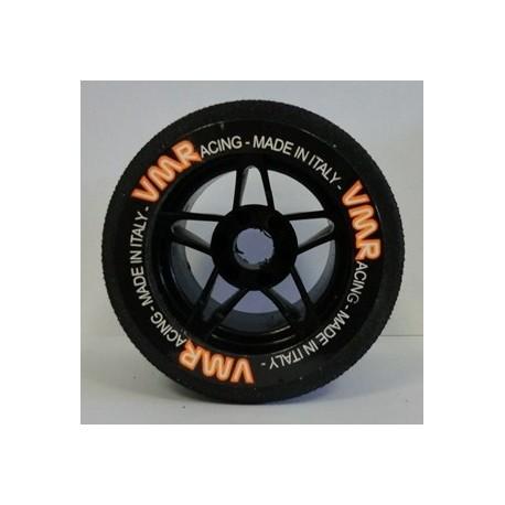 Tyres 1/8 VMR Rear Carbon 37 Sh (1 Pair)