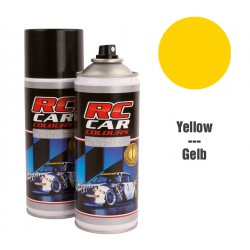 Spray Paint Royal Yellow