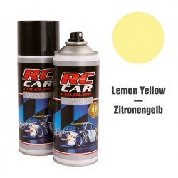 Spray Paint Canary yellow