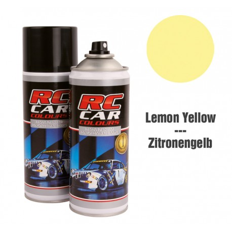 Spray Pintura Amarillo Canario