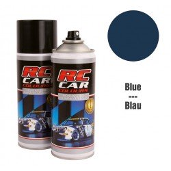 Spray Paint Dark Blue