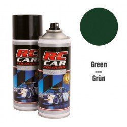 Spray Paint Green English