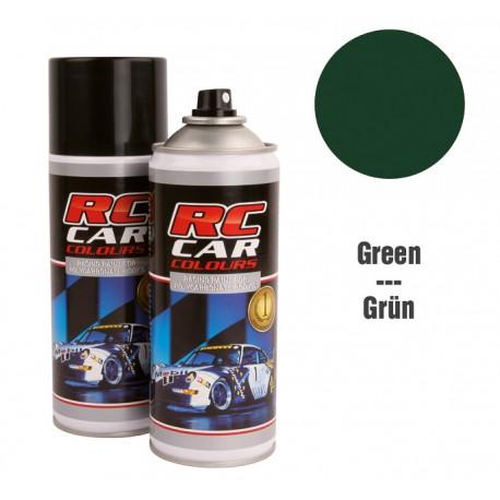 Spray Paint Green English