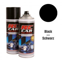 Spray Paint Black