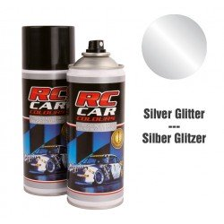 Spray Paint Metallic Transparent