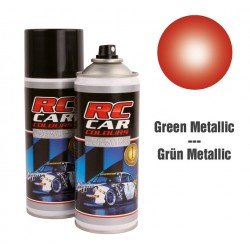 Spray Paint Metallic Red