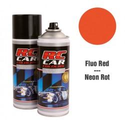 Spray Paint Fluor Red