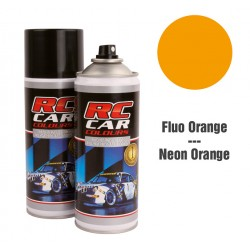 Spray Paint Fluor Orange