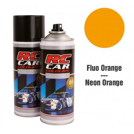 Spray Pintura Naranja Fluor