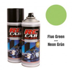 Spray Paint Fluor Green