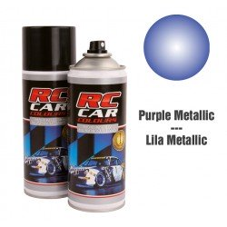 Spray Pintura Purpura Metalizado