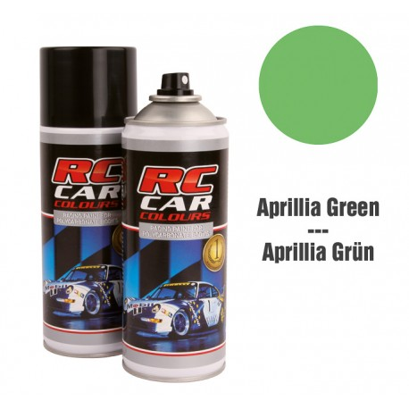 Spray Paint Aprilia Green