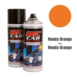 Spray Paint Orange Honda