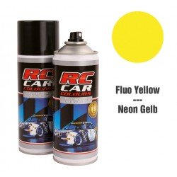 Spray Pintura Amarillo Fluor