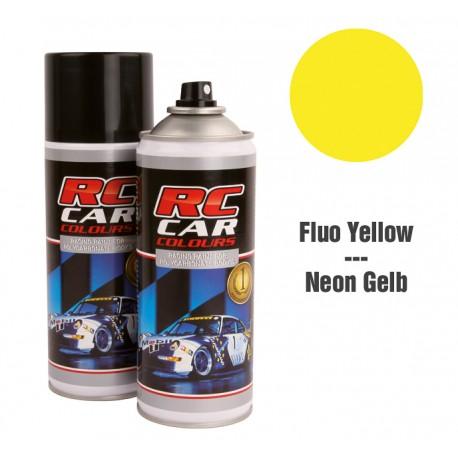 Spray Pintura Amarillo Fluor