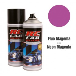 Spray Pintura Magenta Fluor Intenso