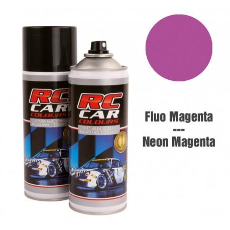 Spray Pintura Magenta Fluor Intenso