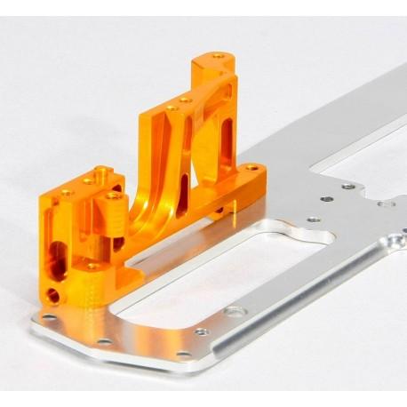 Tabica Delantera Derecha De Aluminio - R (1Pc)
