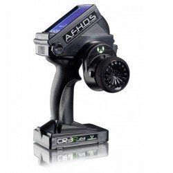 Emisora Absima - Radio 3 Canales CR3P 2,4GHz- Receptor Incluido
