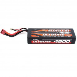 Lipo Battery Stick 7.4V. 4500 Mah 60C Deans