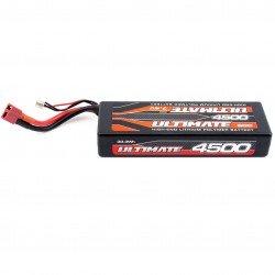 Lipo Battery Stick 7.4V. 4500 Mah 60C Deans
