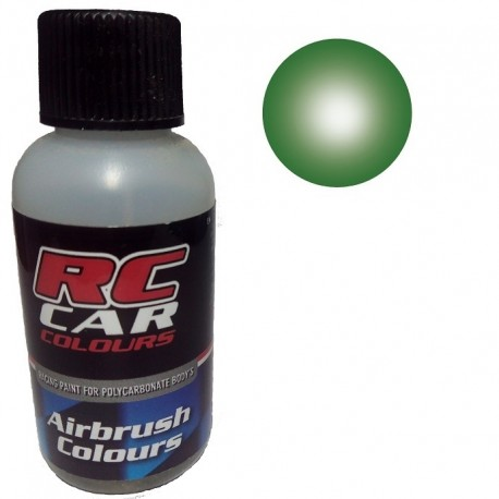 Metallic Green - bottle 30ml