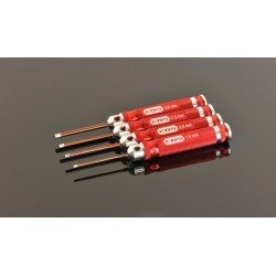 Allen Wrench Set Short - Metric 4 Pcs.