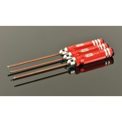 Allen Wrench Set Ball - Metric 3 Pcs.