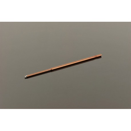 """BALL ALLEN WRENCH .078 (5/64"""") X 120MM TIP ONLY"""