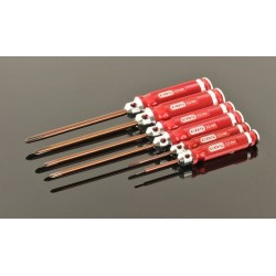 Phillips Screwdriver Set - 6 Pcs.