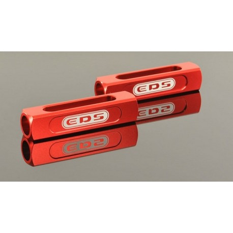 CHASSIS DROOP GAUGE BLOCKS 20 MM FOR 1/8, 1/10 (2)