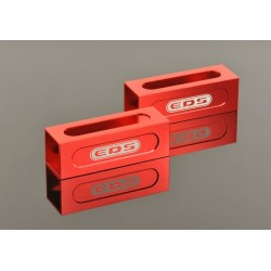 BLOQUES SOPORTE CHASIS 30MM PARA 1/8 OFF-ROAD - LW (2)