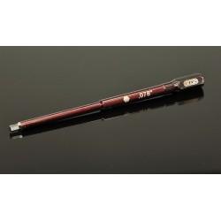 """Allen Wrench Tip .078 (5/64"""") X 75mm"""
