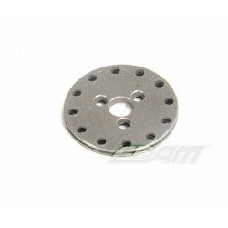 Ventilated Brake Disk - All In One Piece (1Pc)