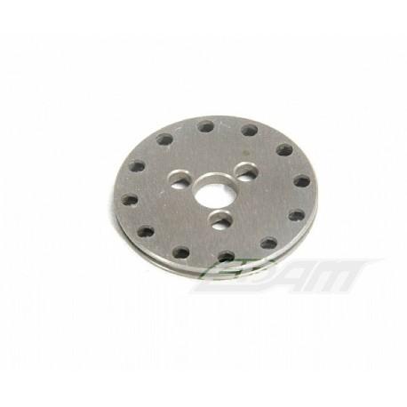 Disco de freno ventilado de una pieza (1pz)