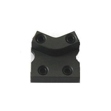 Soporte barra estabilizadora trasera 45º tipo V - Aluminio (1pz)